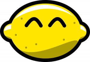 Big Happy Lemon